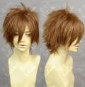 APH Axis Power Hetalia Spain Cosplay Wig