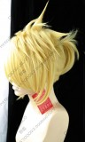 Vocaloid Kagamine Len Golden Blonde Cosplay Wig