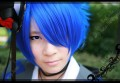 Vocaloid Kaito Original Version Cosplay Wig