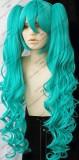 Vocaloid Miku Hatsune Magnet Cosplay Wig w/s Ponytails