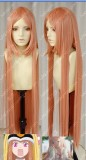 Mawaru-Penguindrum Himari Takakura Pinkish Brown 1m Cosplay Party Wig