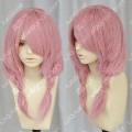 Inu x Boku SS Roromiya Karuta Dusky Pink Lolita Cosplay Party Wig