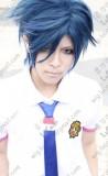 Uta no Prince sama Utapuri Tokiya Ichinose Styled Blue Cosplay Party Wig