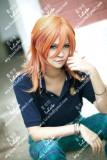 Uta no Prince sama Utapuri Ren Jinguuji Orange w/s Highlights Cosplay Wig