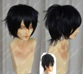Tonari no Kaibutsu-kun Yoshida Haru Black Cosplay Party Wig