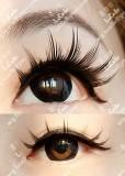 N-1 Natural 10 Pairs Hand Made Long False Eyelashes