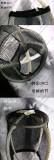 Korea Black Fashion Hair Wig Weaving Stretchable Net Mesh Fishnet Elastic snood cap