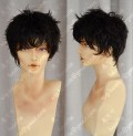 4 Color Natrual Black  Daily Cosplay Party Wig