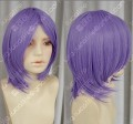 Young Girls Mauve Lolita Cosplay Party Wig