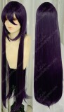 Code:Breaker Sakurakoji Sakura 100cm Dark Purple Straight Cosplay Party Wig