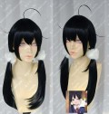 Tamako Market Kitashirakawa Tamako Twin tail Cosplay Lolita Party Wig