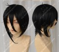 Psycho-Pass Ginoza Nobuchika Black Short Styled Cosplay Party Wig
