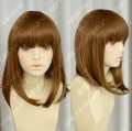 4 Color Youth Girl Loita Style 50cm Brown Daily Cosplay Party Wig