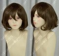 5 Color Youth Girl Loita Style 40cm Brown Daily Curly Cosplay Party Wig