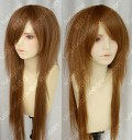 4 Color Youth Girl Punk Style 60cm Brown Daily Cosplay Party Wig