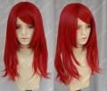 Naruto Uzumaki Nagato 60cm Red Cosplay Party Wig