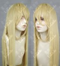Campione! Erica Blandelli Mix Gloden 100cm Straight Party Cosplay Wig