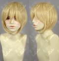 Axis Power Hetalia APH England Mix Golen Short Cosplay Wig