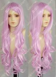 ZYR Ayamo Fashion Lilla 90cm Curly Party Cosplay Wig