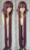 Kobato Hanato Kobato Burgundy 120cm Style Straight Cosplay Party Wig
