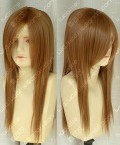 Youth Girl 109 Style Brown 60cm Straight Cosplay Party Wig