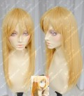 Attack on Titan Christa Lenz Light MixGolden 60cm Cosplay Party Wig