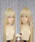 Noucome Chocolat Shokora 100cm Milk Golden With Stay Hair Cosplay Party Wig