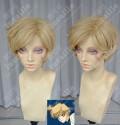 Sailor Moon Sailor Uranus Haruka Tenoh Biscuit Short Cosplay Party Wig