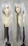 YuYu Hakusho Kurama Minamino Shuuichi Silver Straight 100cm Cosplay Party Wig