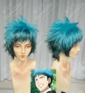 Yamada-kun and the Seven Witches Ryu Yamada Horizon Blue Gradient  Black Cosplay Party Wig