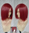 Naruto Uzumaki Nagato Dark Red Short Cosplay Party Wig