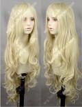 Touhou Project Marisa Kirisame 1m Milky Blonde Cosplay Wig