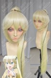 If Her Flag Breaks Nanami Knight Bladefield Limelight Cosplay Party Wig W/ PonyTail