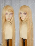 150cm Straight Dark Golden Cosplay Party Wig