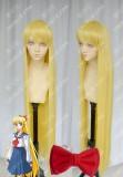 Sailor Moon Crystal Sailor Venus Minako Aino 120cm Blonde Cosplay Party Wig