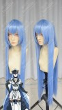Akame ga Kill! Esdeath Ice Blue 100cm Straight Cosplay Party Wig
