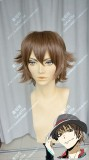 Durarara!! Rokujyo Chikage SaddleBrown Short Cosplay Party Wig