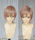 Ten Count 10 Count  Tadaomi Shirotani DarkSalmon Short Cospaly Party Wig