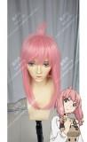 Punch Line Mikatan Narugino Flamingo Pink Short Cospaly Party Wig