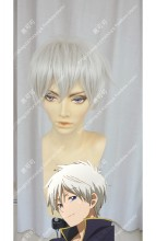Snow White with the Red Hair Zen Wistalia Lavender Ice Short Cosplay Party Wig