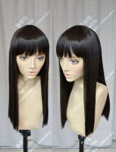 3 Type!Discount!Black Straight Cosplay Party Wig