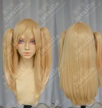 Boku wa Tomodachi ga Sukunai Haganai Kobato Hasegawa Blonde Cosplay Party Wig