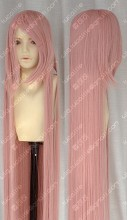 150cm Straight Dusky Pink Cosplay Party Wig