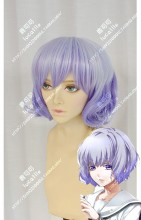 NORN9 ShiranuiNanami Crocus Mix White Curly Short Cosplay Party Wig