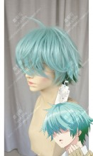 First Love Monster Kōta Shinohara Water Green Gradient  Emerald Green  Short Cosplay Party Wig