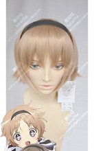 Magical Girl Raising Project Minael Vanilla Short Cosplay Party Wig