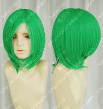 ZYR Lolita Style SpringGreen Short Cosplay Party Wig
