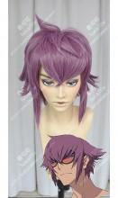 Re:CREATORS Yūya Mirokuji Orchid Purple Short Cosplay Party Wig