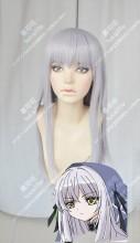 Clockwork Planet RyuZU Pink Beige 60cm Cosplay Party Wig