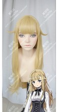 Princess Principal Princess Charlotte 80cm Limelight Mix Citrus Cosplay Party Wig